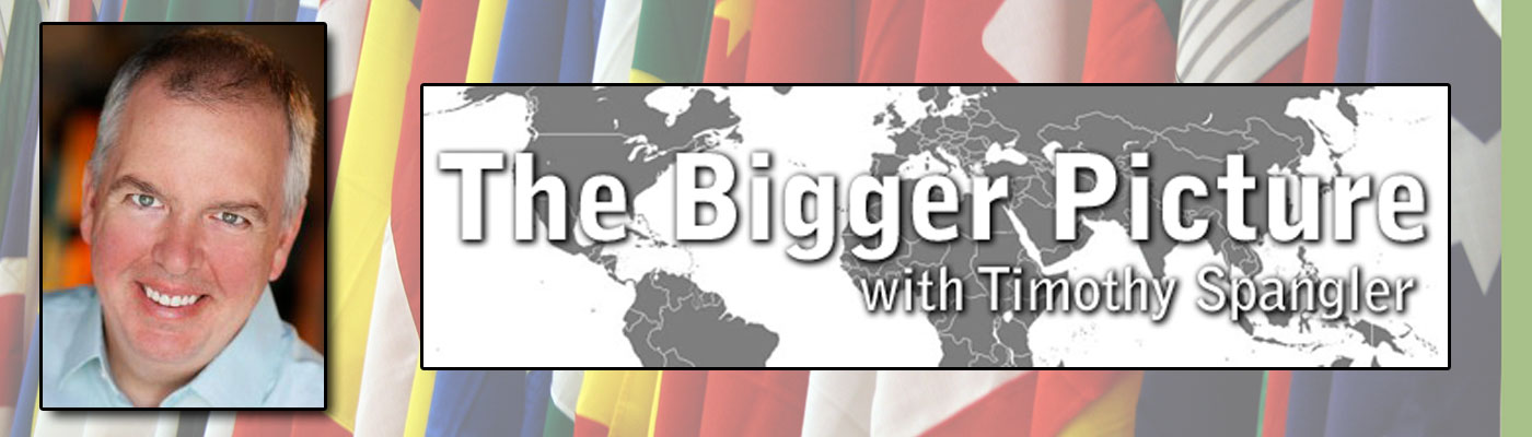 The Bigger Picture with Timothy Spangler
